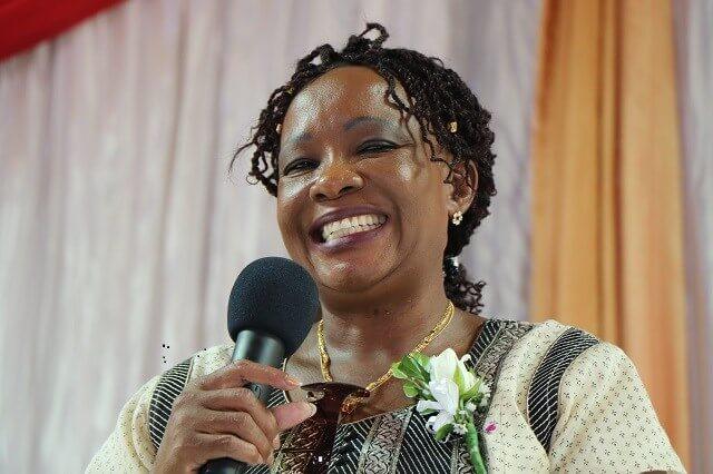 Auxillia Mnangagwa of Zimbabwe